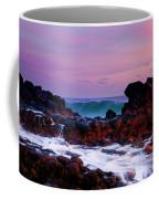 Incoming Wave Coffee Mug by Mike  Dawson