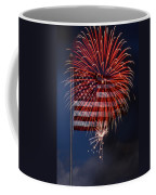 Independence Day Coffee Mug by Skip Willits