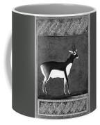 India: Black Buck Coffee Mug