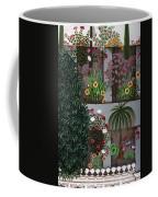India: Garden Coffee Mug