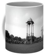 India Gate - Monochrome Coffee Mug