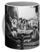 India: Malaria Play, C1929 Coffee Mug