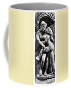 India: Sculpture Coffee Mug