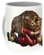 India: Tiger Attack Coffee Mug