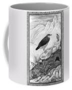 India: Water Ouzels Coffee Mug