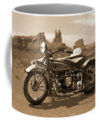 Indian 4 Sidecar Coffee Mug
