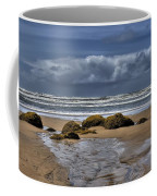 Indian Beach Coffee Mug