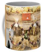 Indian Corn Wreaths Coffee Mug