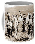 Indian Council Coffee Mug