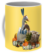 Indian Ducks Coffee Mug