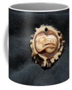 Indian Eagle Head Coffee Mug