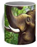 Indian Elephant 1 Coffee Mug