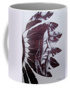 Indian Feathers Coffee Mug