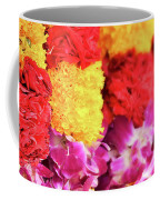 Indian Flower Garland Coffee Mug