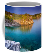 Indian Head Cove Sunrise  Coffee Mug