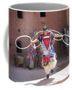 Indian Hoop Dancer Coffee Mug