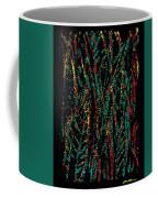 Indian Leaves Coffee Mug