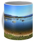 Indian Peaks Marina Pano Coffee Mug