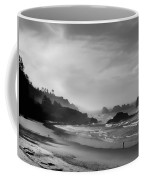 Indian Point Beach - Oregon Coast Coffee Mug