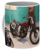 Indian Racing Motorcycle 34 Coffee Mug