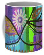 Indian Rainbow Dance Coffee Mug