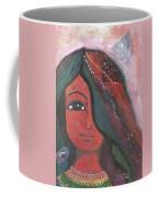 Indian Rajasthani Woman Coffee Mug