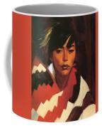 Indian Ricardo 1916 Coffee Mug