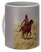Indian Rider Coffee Mug