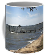 Indian River Lagoon At Indialantic Florida Coffee Mug