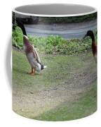 Indian Runner Ducks Coffee Mug