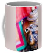 Indian Tea Kettle Coffee Mug