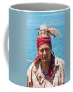 Indian Vii  6681 Coffee Mug