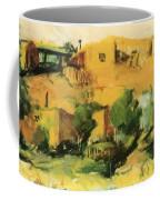Indian Village 1917 Coffee Mug