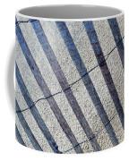 Indiana Dunes Beach Fence Coffee Mug