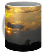 Indiana Farm Sunset 3 Coffee Mug