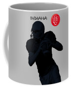 Indiana Football Coffee Mug