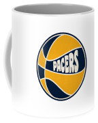 Indiana Pacers Retro Shirt Coffee Mug