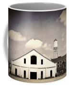 Indiana Warehouse Coffee Mug by Amber Flowers