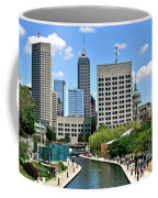 Indianapolis Canal Coffee Mug