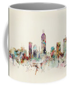 Indianapolis Indiana Skyline Coffee Mug