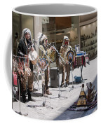 Indians In Greece Coffee Mug