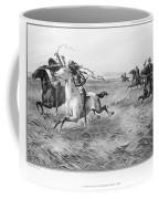 Indians/u.s. Military, 1876 Coffee Mug