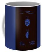 Indicator Patent Drawing  Coffee Mug