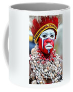 Indigenous Woman L B Coffee Mug