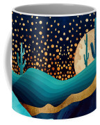 Indigo Desert Night Coffee Mug