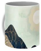 Indigo Forest Coffee Mug
