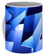 Indigo Lantern Coffee Mug