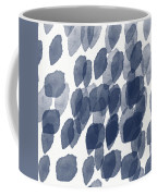Indigo Rain Custom Size Coffee Mug