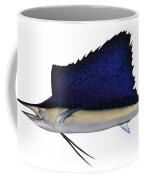 Indo Pacific Saifish Coffee Mug