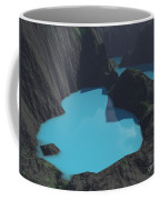 Indonesian Crater Lakes Coffee Mug